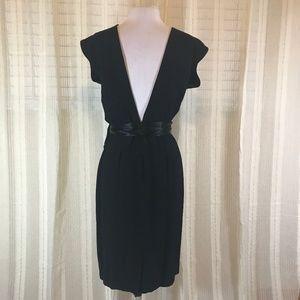 Ralph Lauren Vintage Evening Dress, deep-v back